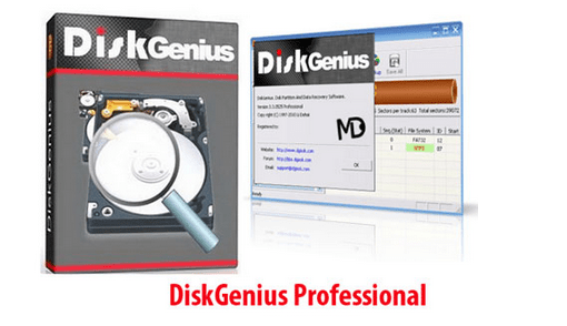 DiskGenius-Professional-5.4.0-Crack-Free-Download-Latest