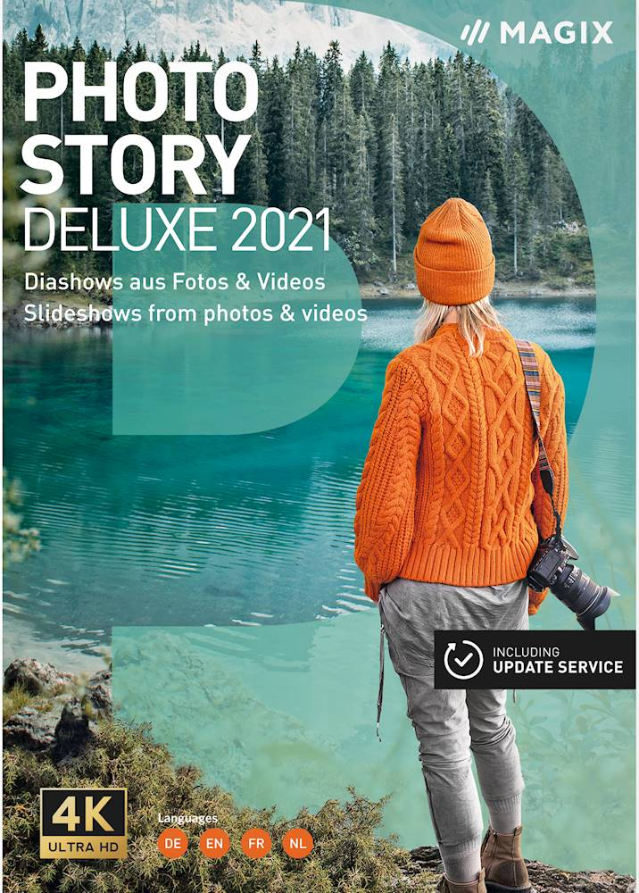 MAGIX Photostory 2021 Deluxe 20.0.1 Crack [Latest] Download